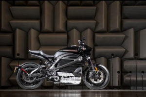Harley-Davidson LiveWire -- photo courtesy of Harley-Davidson