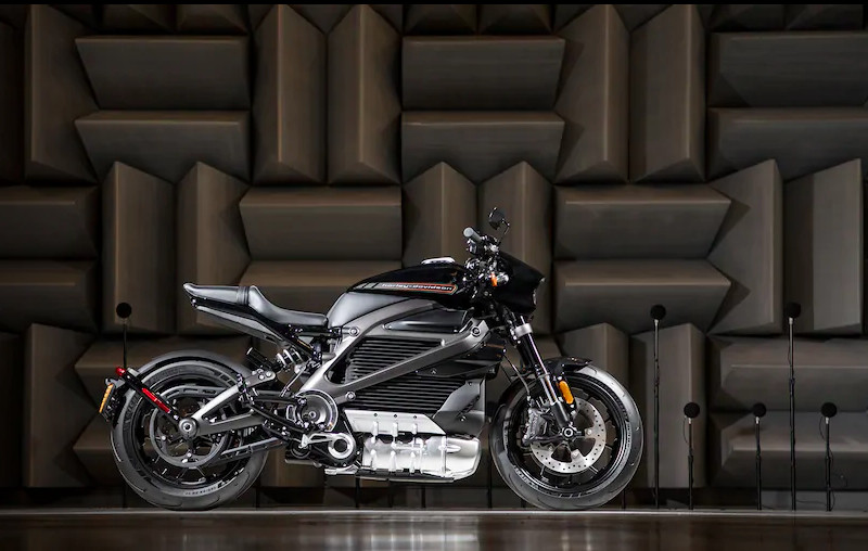 Harley-Davidson LiveWire -- photo courtesy of Harley-Davidson