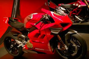 Ducati Panigale V4R at EICMA