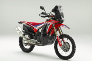 Honda CRF450L Rally Concept -- photo courtesy of Honda