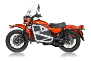 Ural Develops an Electric Sidecar Motorcycle