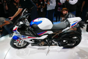 All-new 2019 BMW S 1000 RR at EICMA