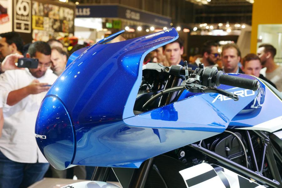 Husqvarna Vitpilen 701 Aero Concept at EICMA
