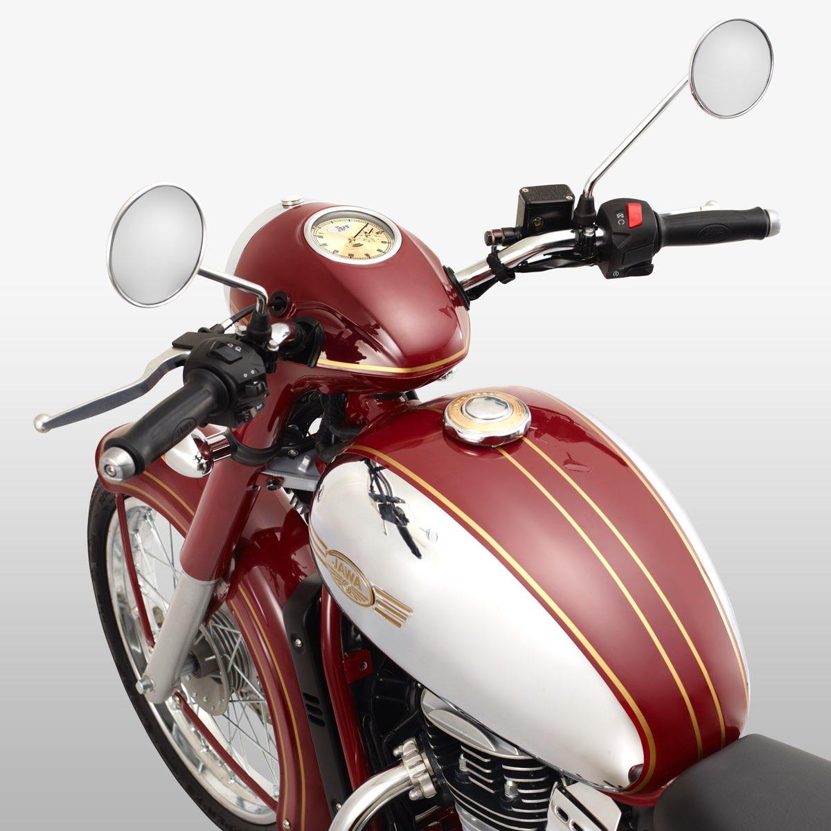Miraculous Jawa Is Resurrected In India Adventure Rider Inzonedesignstudio Interior Chair Design Inzonedesignstudiocom