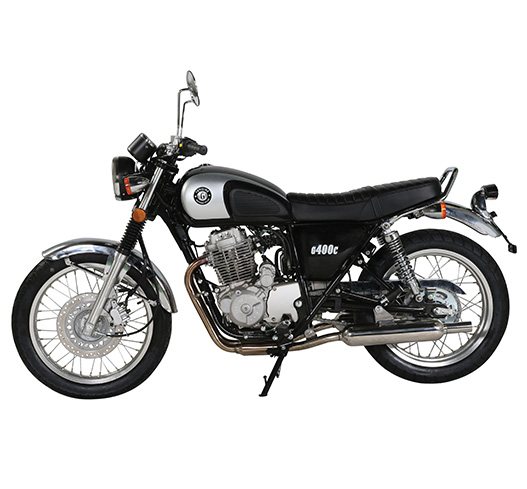 Illinois based Genuine Scootershas announced that it has added its first motorcycle to their […]