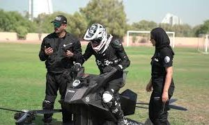 Dubai police have begun training on their newest emergency vehicle. No, it's not a sports […]