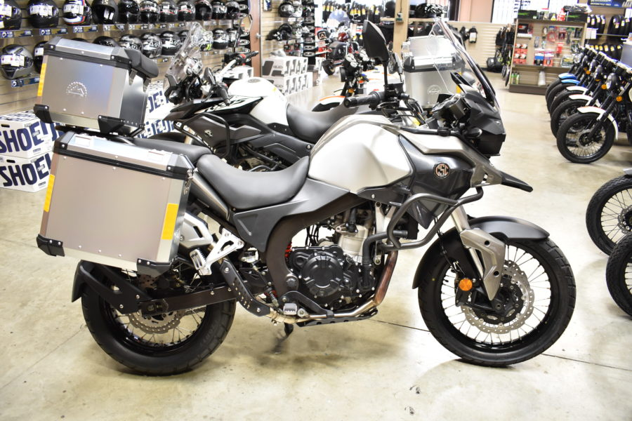 CSC Motorcycles took the wraps off the newest member of its CSC lineup. Shown […]