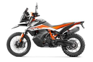 KTM Introduces Two New 790 Adventure Models (EICMA 2018)