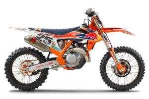 If Supercross type riding is your thing, KTM thinks they have what you want.  […]