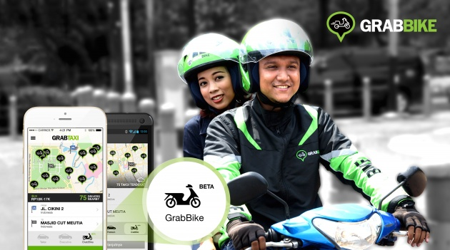 Motorcycle Ride Hailing Service