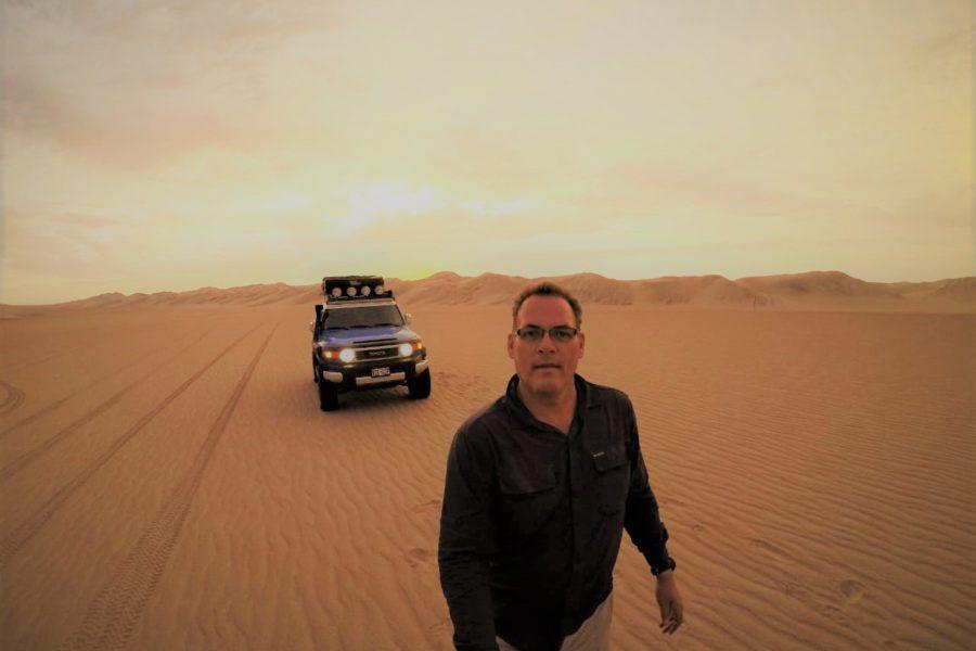 Dakar Rally 2019 Route advrider.com