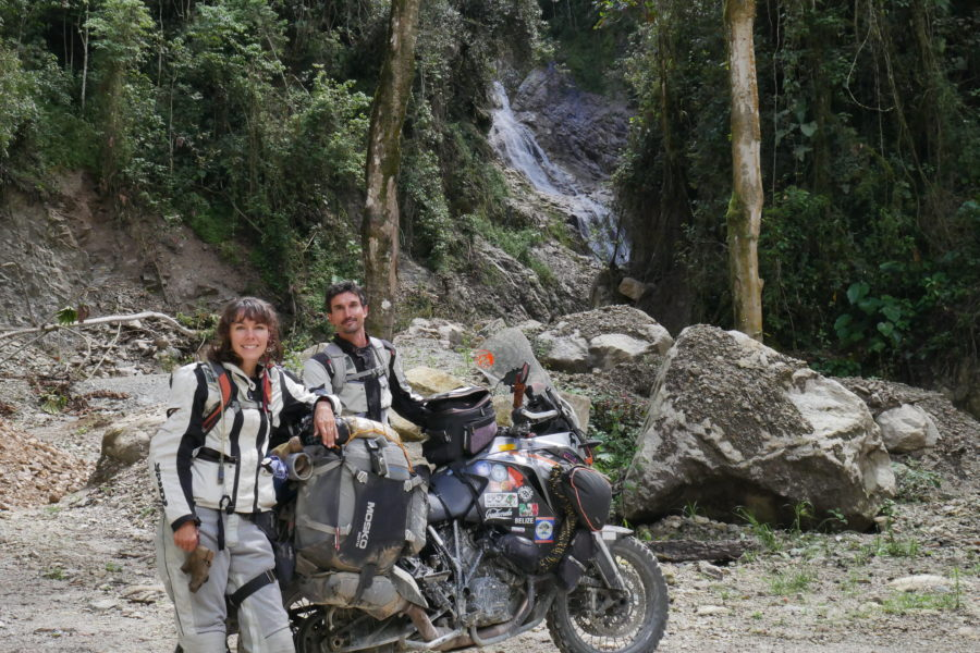 Notier's Frontiers vs The World: Two-Up RTW on a KTM www.advrider.com