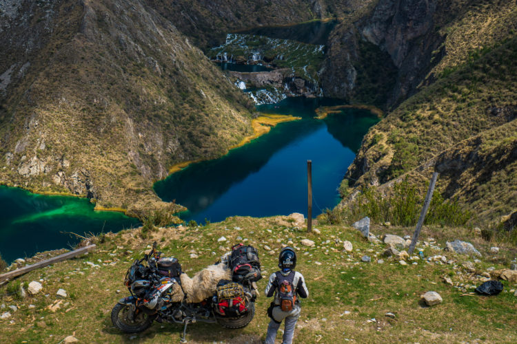 Notier's Frontiers vs The World: Two-Up RTW on a KTM Adventure 1190