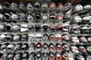 All Two Wheeled Motorized Vehicles Must Be Sold With A Helmet