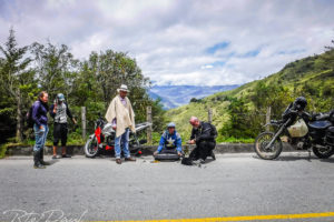 Helping The Motorcycling Locals South of the Border