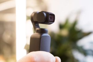DJI Osmo Pocket -- photo courtesy of DJI