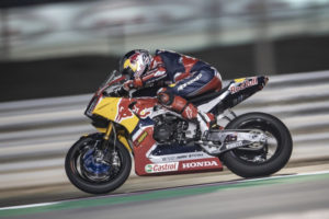 2018 Honda Red Bull-Honda CBR1000RR -- image courtesy of Red Bull-Honda