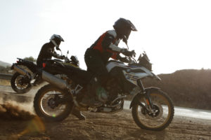 BMW F 850 GS -- photo courtesy of BMW Motorrad
