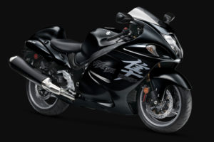 Suzuki GSX1300R Hayabusa -- photo courtesy of Suzuki