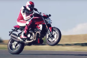 2019 Ducati Monster 1200  -- image courtesy of Ducati