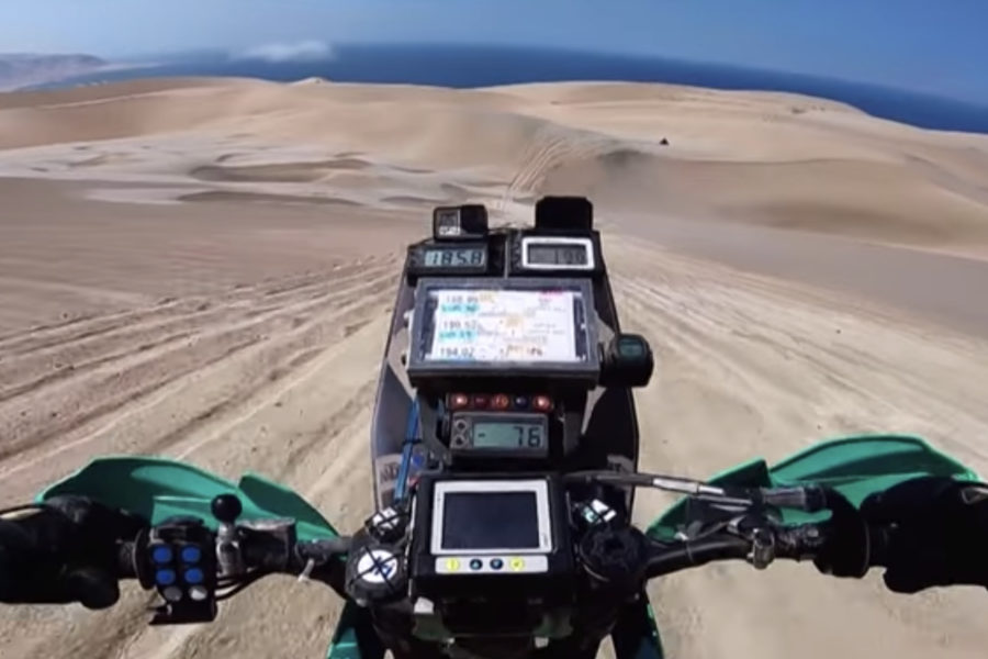 2018 Dakar Rally -- Image courtesy ASO/Dakar Rally