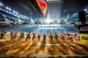 Monster Energy Supercross Moves To NBC