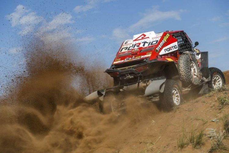 Dakar Rally Buggy UTV