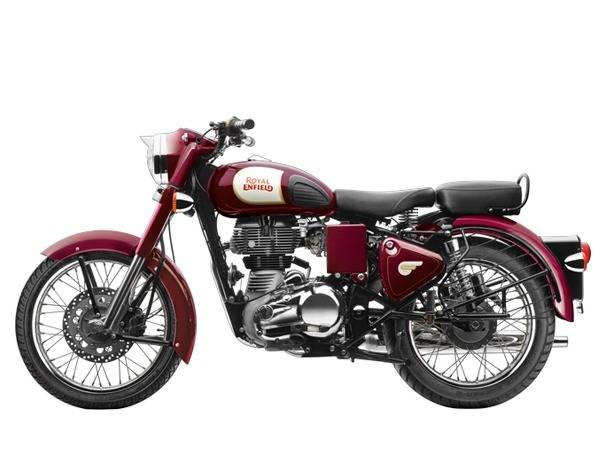 Royal Enfield Sales Slump Pending Jawa's Resurrection