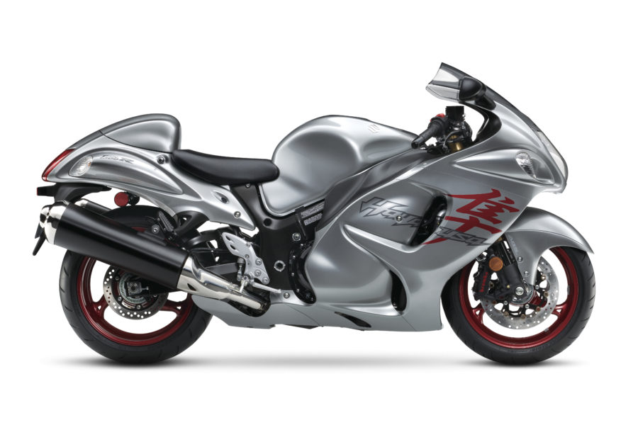 The Suzuki Hayabusa Lives – In the US At Least