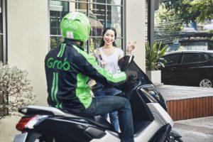 Yamaha Partners With Grab Ride Hailing