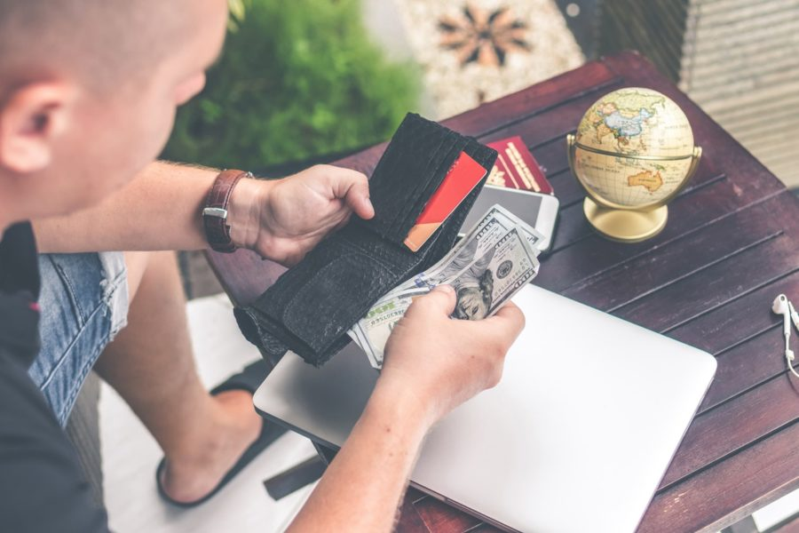 What to Do If You Run Out of Money While Traveling