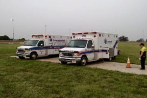 A midwest ambulance service has released its collected statistics on the results of wearing […]