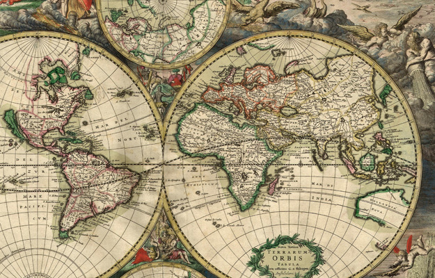 The times where global travellers were used to navigate the planet according to the […]