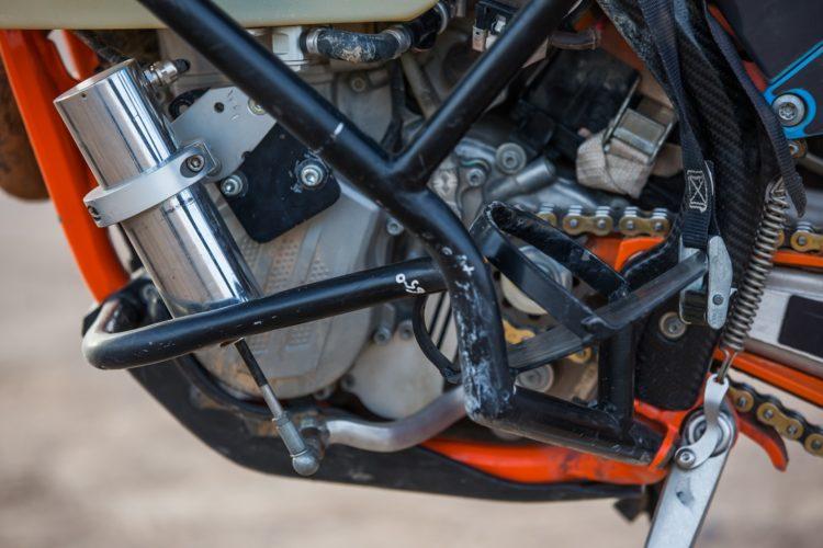 Nicola Dutto KTM 450 XCF-W
