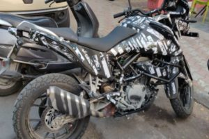 KTM 390 Adventure Spotted in India