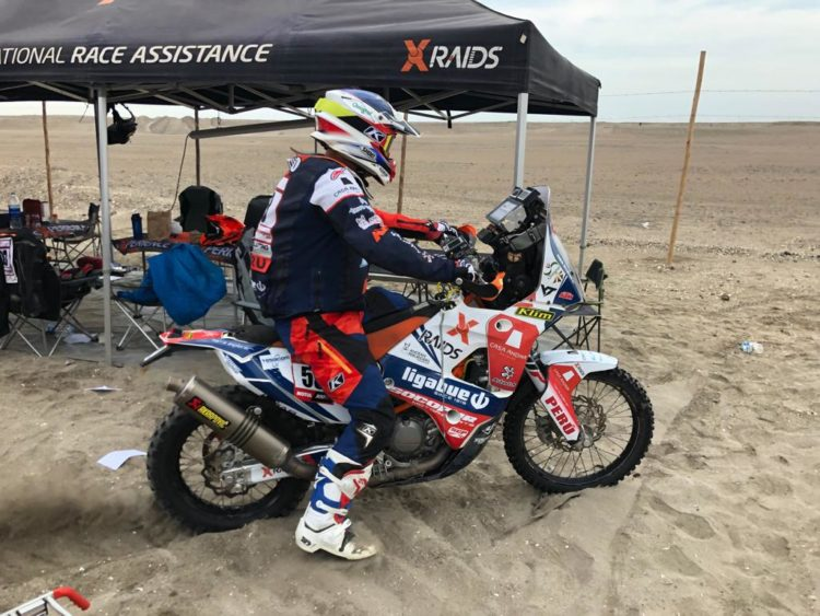 Carlo Vellutino: Ten Years of Dakar www.advrider.com