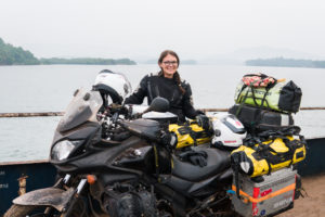 We left home for our two-up adventure with a fully packed motorcycle. Here is […]