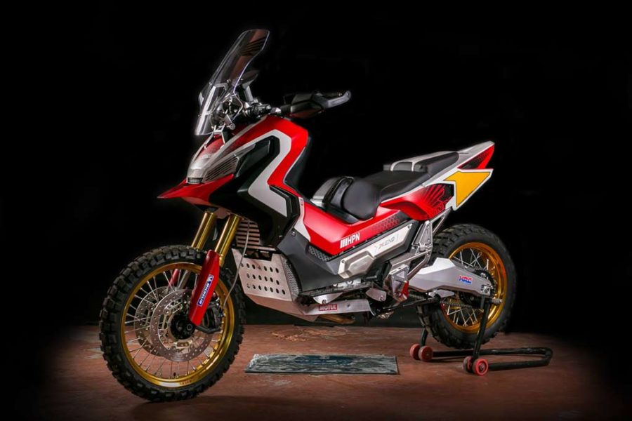 Recently, ADVRider.com published a story on the Honda X-ADV scooter. Unfortunately, Honda's X-ADV (aka ADV […]