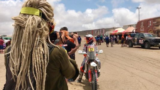 Today, I made it to the finish line way before the first riders started […]
