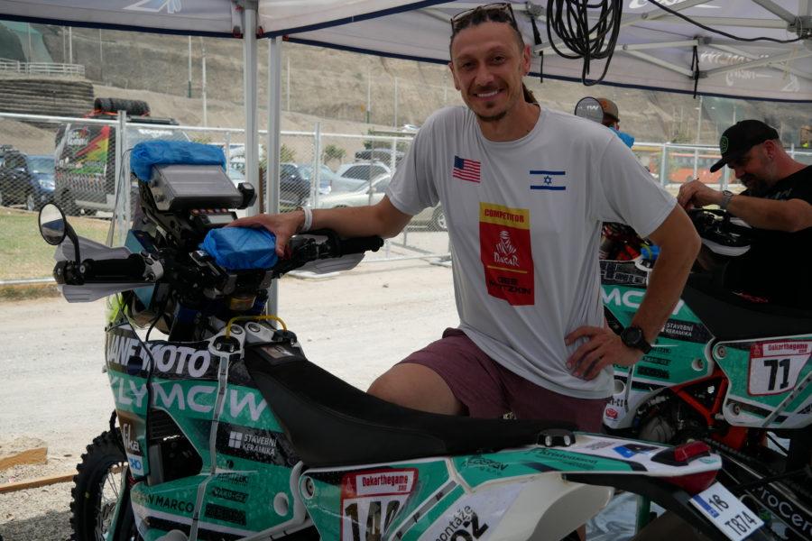 Dakar 19. From Chasing the Rally to Racing the Dakar www.advrider.com