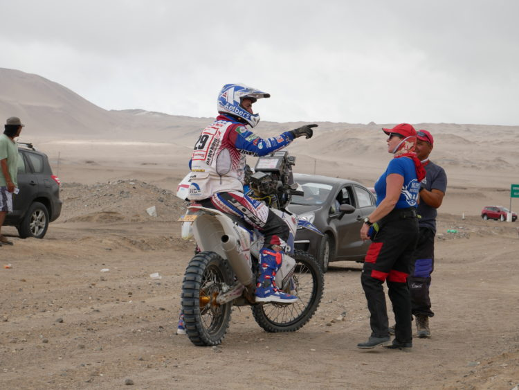 stars of the Dakar