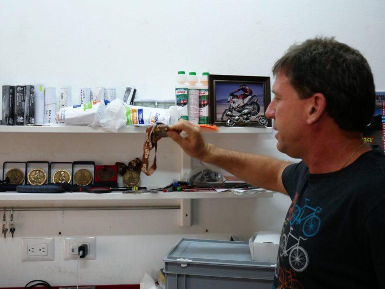 Carlo Vellutino: Ten Years of Dakar www.advrider.com