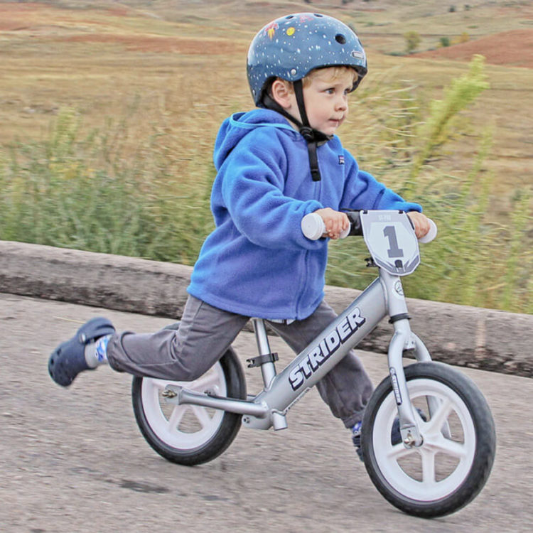 Strider Bike The Best Way To Get A Toddler Onto Two