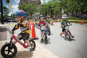 Strider racing -- image courtesy of Strider