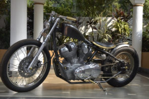 Custom, Enfield, India, v twin