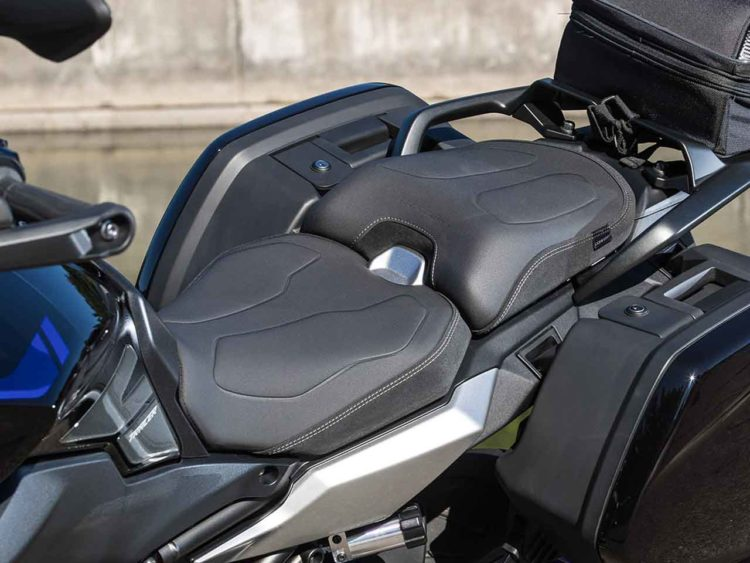 Yamaha Tracer Comfort Seats