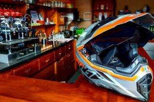Photo I took in a cafe in Ecuador