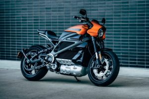 Harley-Davidson's Livewire Coming August, 2019