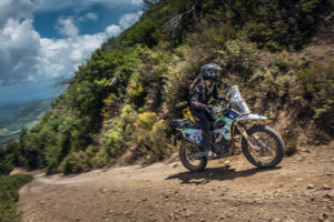 Racing the Hellas Rally For the First Time www.advrider.com