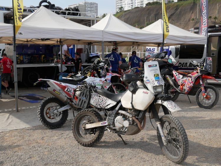 Dakar in photos